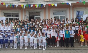 На юге Одесской области прошел детский фестиваль «Жемчужины Подунавья»