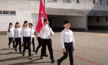 Школьники Болградской громады приняли участие в военно-патриотической игре
