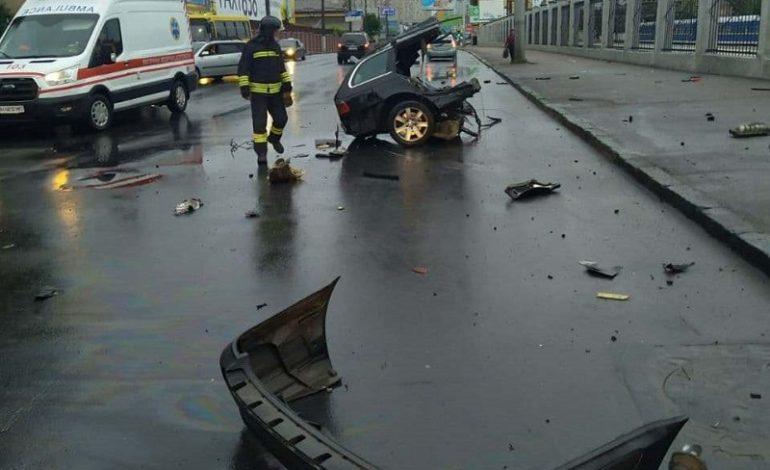 Две аварии в Одессе унесли жизни трех человек