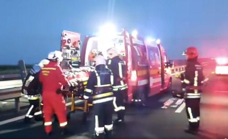 В Румынии в результате ДТП погибли двое украинцев