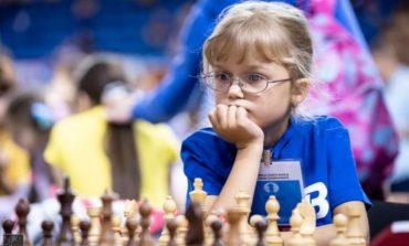Юная шахматистка из Саратской громады стала чемпионкой Одесской области
