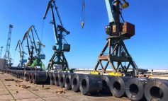 Ренийский порт продолжает привлекать новые грузопотоки