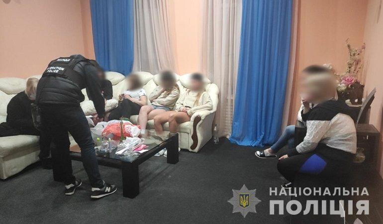 В Одессе пресекли деятельность десяти борделей