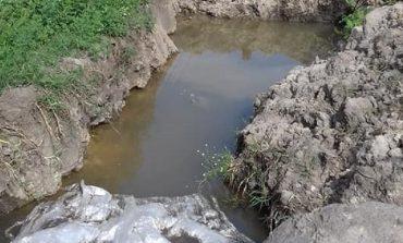 В Арцизе жители возмущены качеством ремонта водопровода (фотофакт)