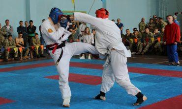 Пограничники Измаильского отряда заняли призовые места в Чемпионате по рукопашному бою