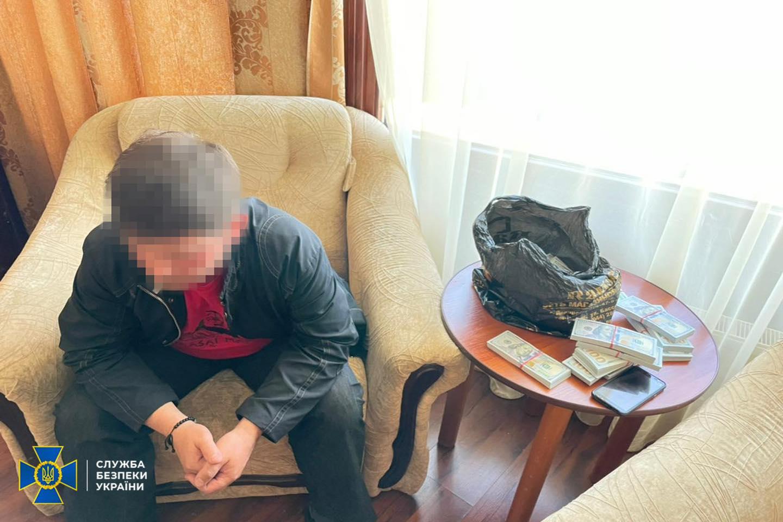 СБУ задержали украинца при попытке продажи секретов