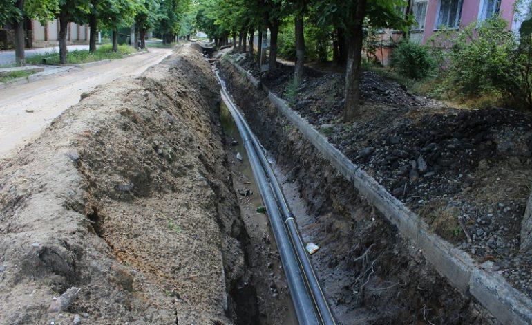 Когда газовщики закопают траншею в Белгороде-Днестровском?