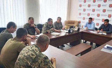 В Болграде обсудили проблемы призыва и теробороны