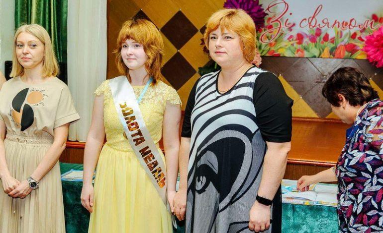 В Белгороде-Днестровском выпускницы лидируют по количеству медалей