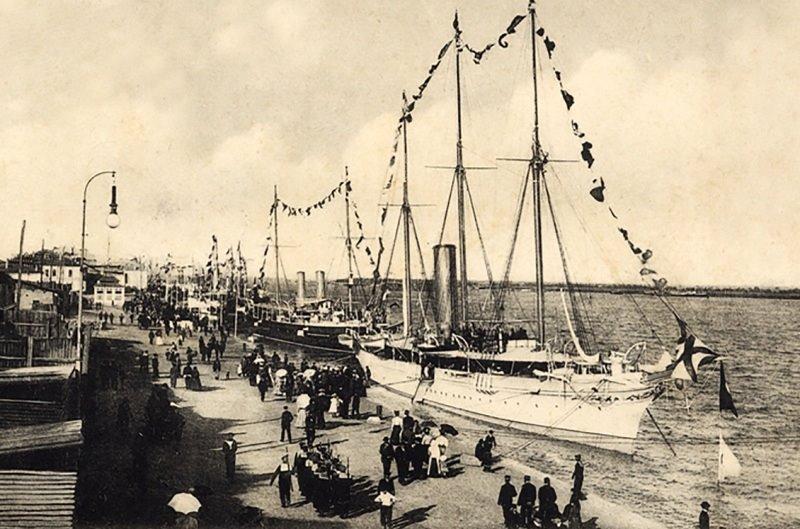 порт Галац