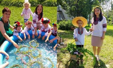 В Болграде дошкольникам рассказывают о народных традициях