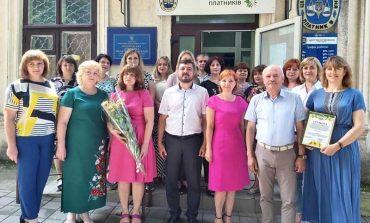 В Болграде поздравили налоговиков