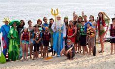 В субботу в Измаиле отпраздновали День Нептуна