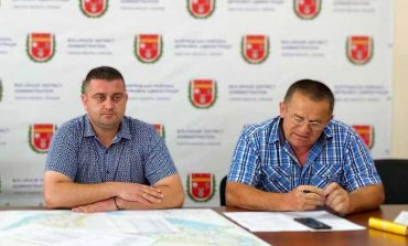 В Болграде обсудили план восстановления дорог