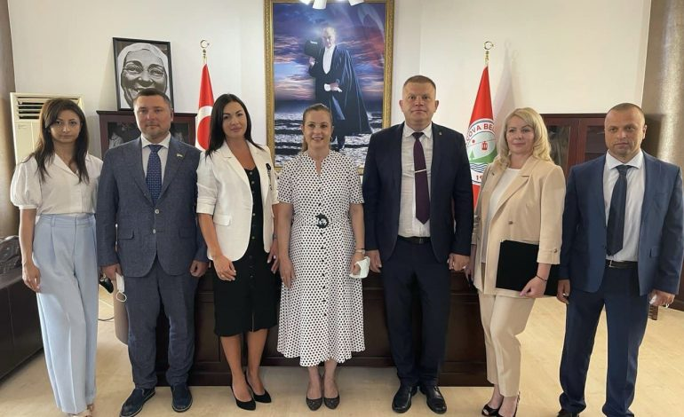 Зачем руководители Белгорода-Днестровского ездили в Турцию?