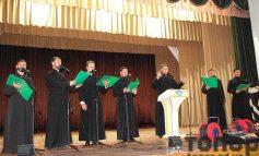 В Болграде выступили православные миротворцы