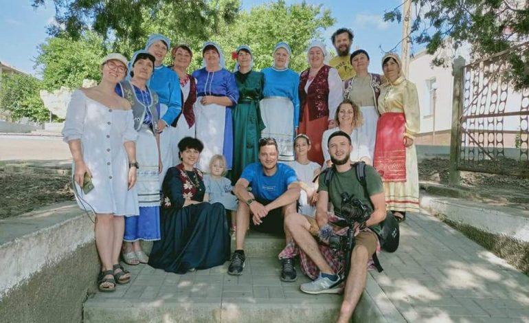 На юге Одесской области снимали передачу известного тревел-шоу (фото)