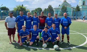 Команда Килии с разгромным счётом пробилась в полуфинал чемпионата среди громад Одесской области