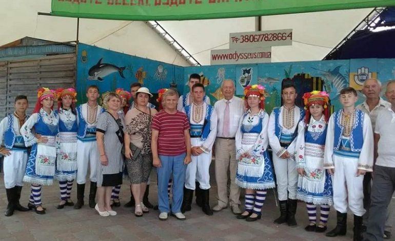 Народный коллектив Арцизской громады завоевал Гран-при на Всеукраинском фестивале
