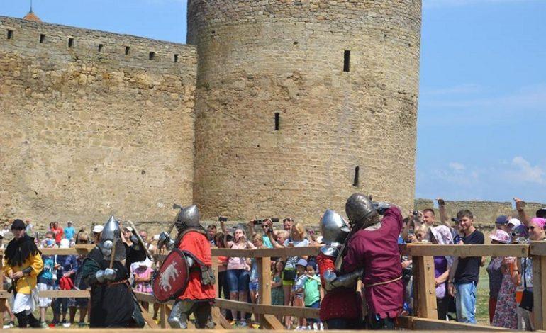В Аккерманской крепости проведут фестиваль средневековой культуры