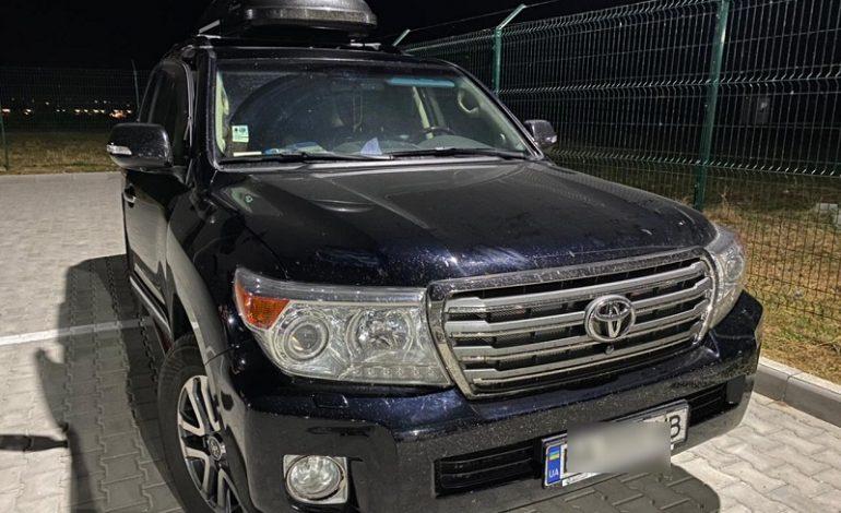 В Одесской области на паромной переправе выявили разыскиваемый Интерполом внедорожник