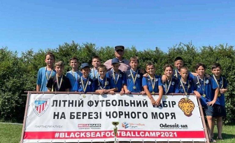 Юные футболисты Белгорода-Днестровского одержали уверенную победу во Всеукраинском турнире
