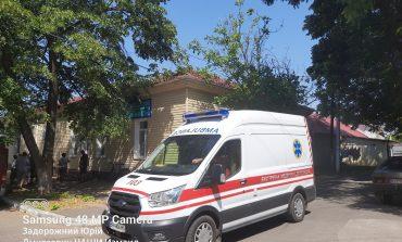 В Измаиле женщина потеряла сознание в очереди в газовое хозяйство