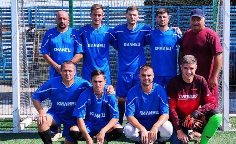 Килийские футболисты стали вице-чемпионами Одесской области
