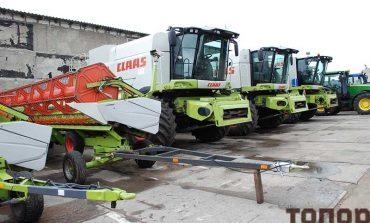 В Болградском районе начали уборку ранних зерновых