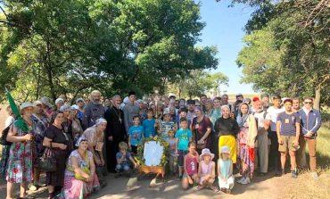 В Болграде верующие готовятся к Крестному ходу