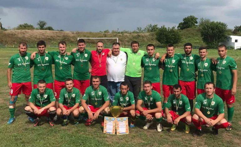 В Одесской области определили чемпиона Кубка болгарских сёл по футболу