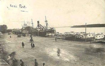 Из истории пароходного сообщения между Одессой, Измаилом и Рени