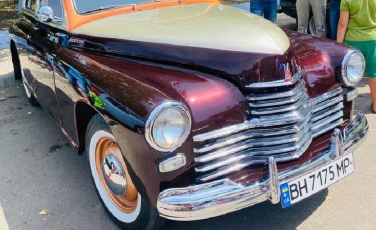 На юге Одесской области готовятся к фестивалю ретро-автомобилей
