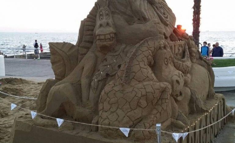 В Одессе пройдет юбилейный фестиваль песчаных скульптур