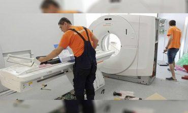 Новое медицинское оборудование всё же  устанавливают в Белгороде-Днестровском