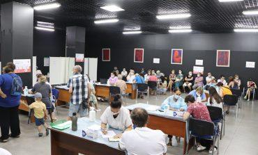 В Одессе за два дня вакцинировались почти 9 тысяч человек