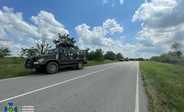 На юге Одесской области прошли антитеррористические учения (фото)