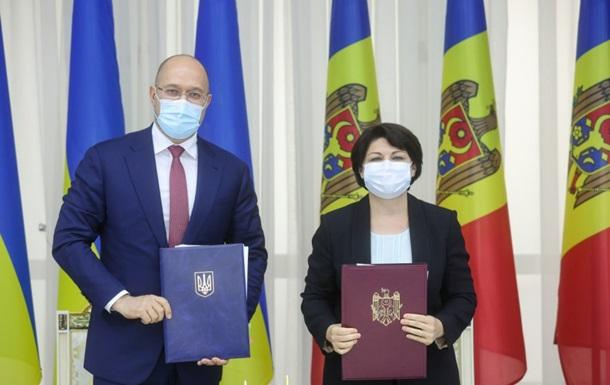 Украина и Молдова внесли изменения в Соглашение о свободной торговле