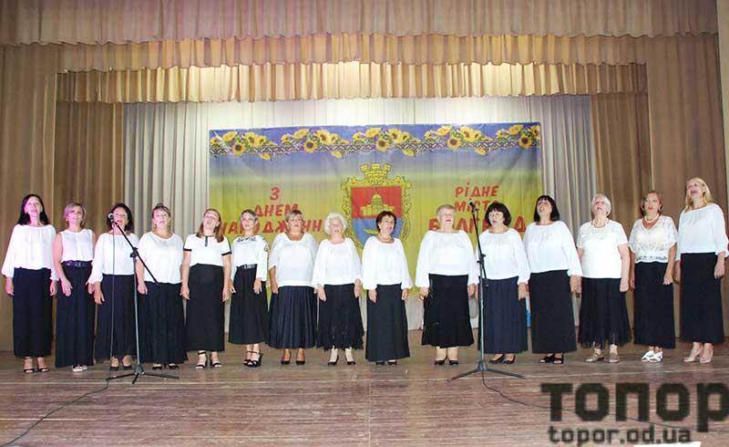 хор Болградской детской музыкальной школы
