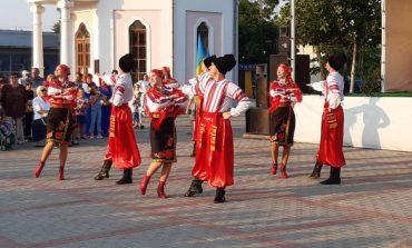Килия отметила День Независимости Украины