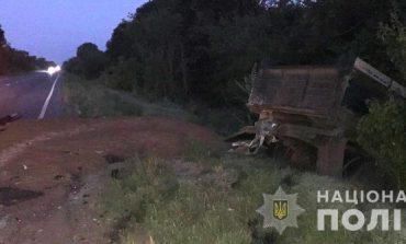 На трассе Одесса-Рени близ Сараты произошла авария со смертельным исходом