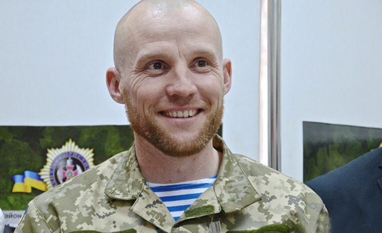 Новый командующий украинским десантом родом из Болграда