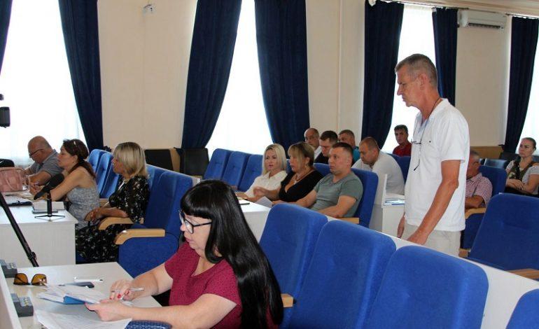 О воде, уличном освещении, и других проблемах  говорили в Белгороде-Днестровском
