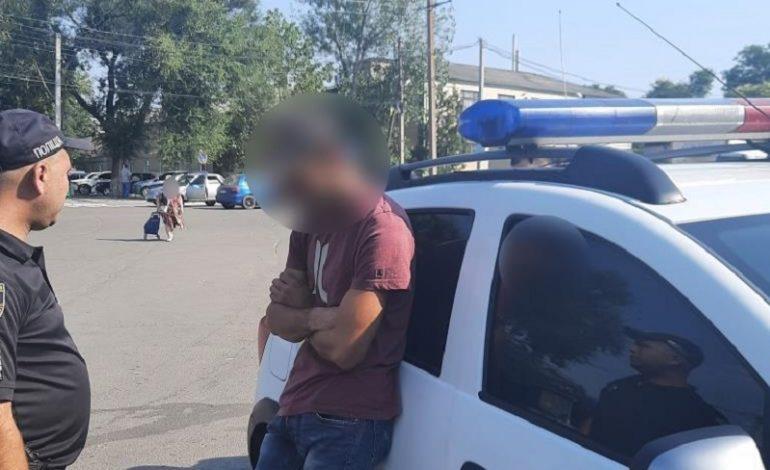 Житель Болграда пытался переправить в Молдову свертки с наркотиками