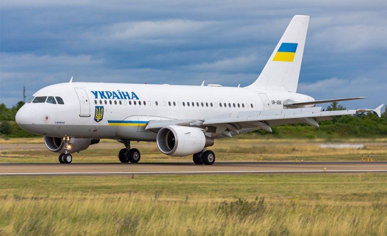 Самолет Зеленского приземлился в Одессе (ОБНОВЛЕНО)