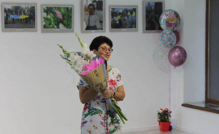 В Арцизе открылась персональная выставка фоторабот Натальи Реу