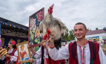 В Тарутино прошла ежегодная Бессарабская ярмарка (фото)