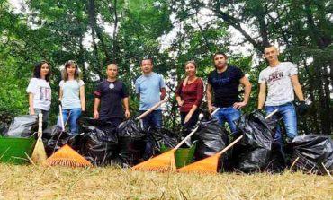 Болградцы присоединились к «World Cleanup Day»