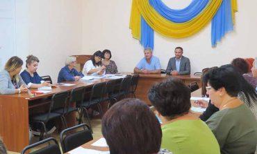 Болград: на повестке дня вакцинация работников образования