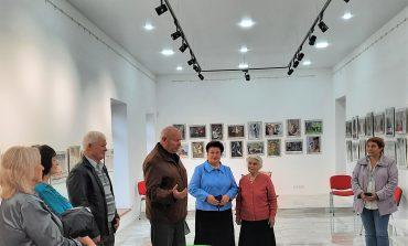 Арцизские «Капризули» познакомились с творчеством фотографов Украины